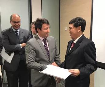 Brasil manifesta interesse em ampliar comércio agro com Cingapura